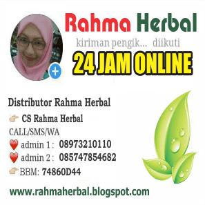 Admin Obat Kanker Parah  Rahma Herbal