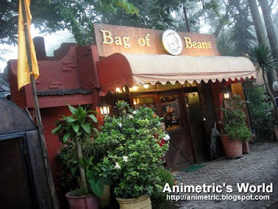 Bag of Beans Coffee Shop, Restaurant, and Bakery in Tagaytay City