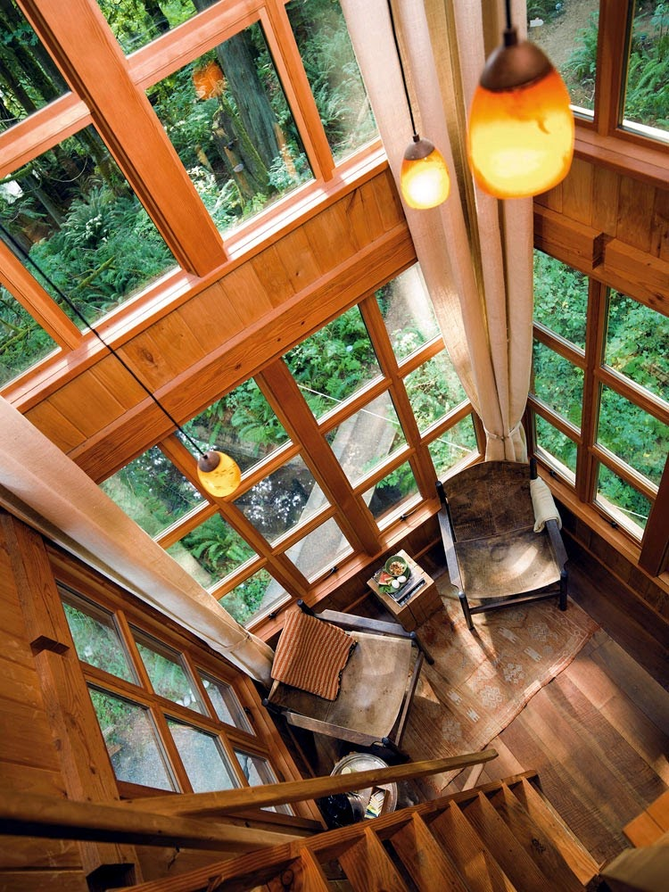 Awesome ... Treehouse Masters Interior