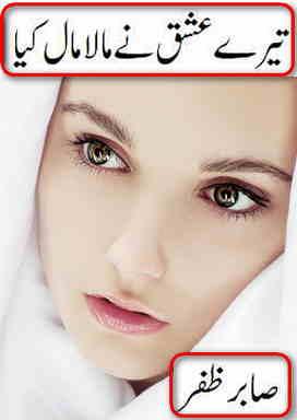 Tere Ishq Ne Mala Maal Kiya Poetry Book