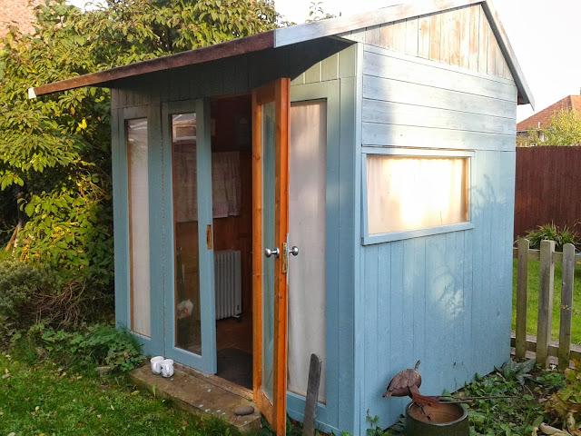 Mum's shack