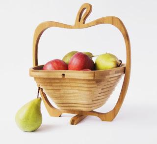 cestino decorativo per frutta immagine