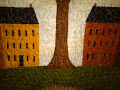 Harvest Wall hanging - Close-Up