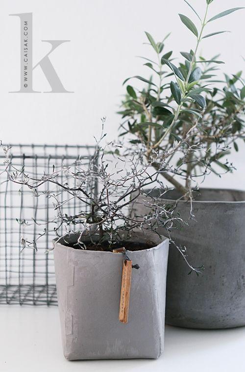 made with your own love inspiratie potten en planten. Black Bedroom Furniture Sets. Home Design Ideas