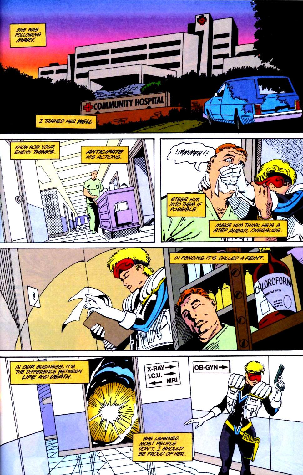 Deathstroke (1991) Issue #21 #26 - English 20
