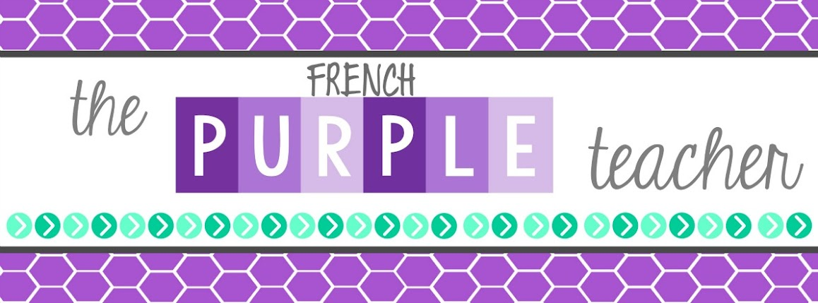 The French Purple Teacher