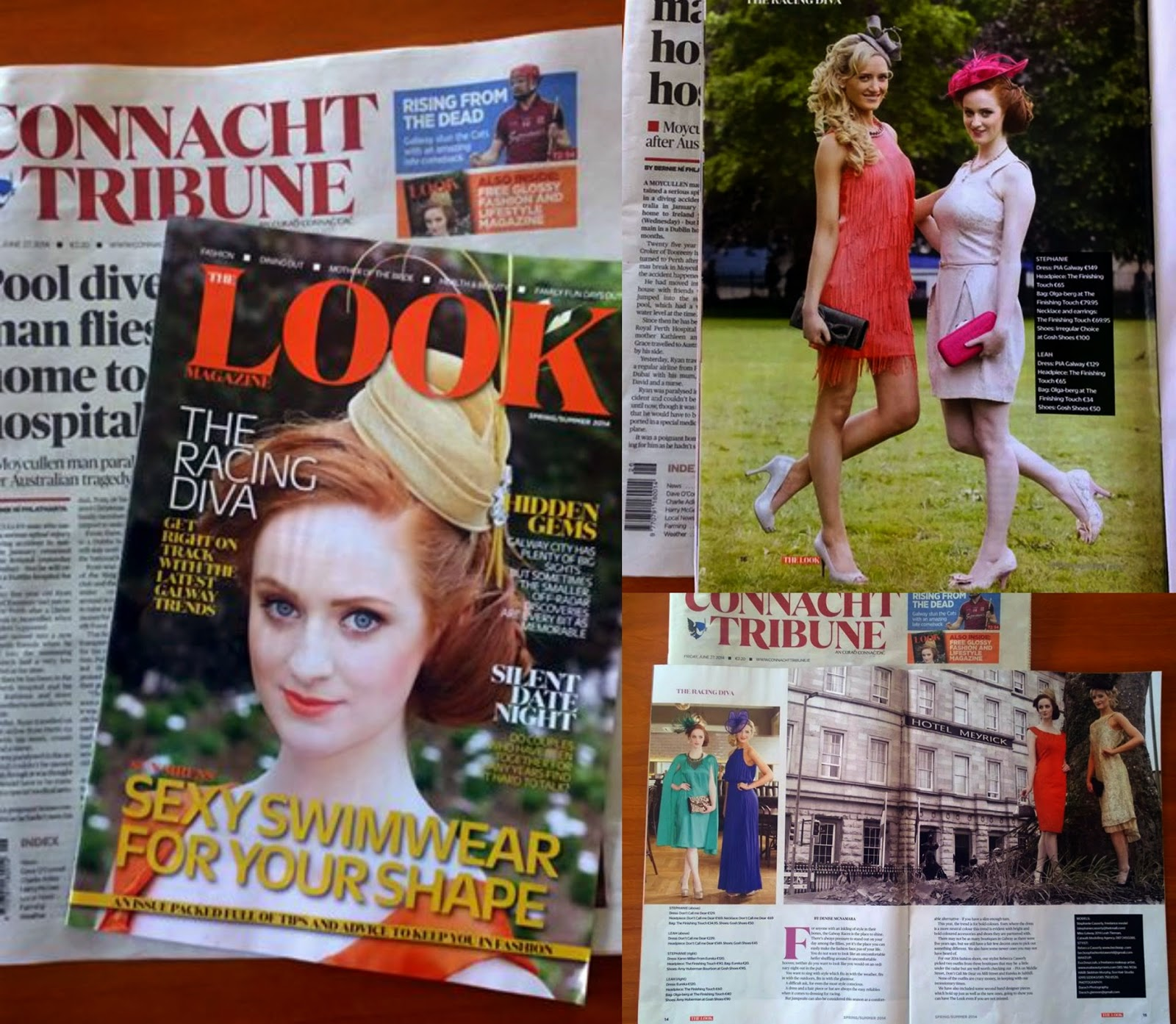 connacht tribune look magazine