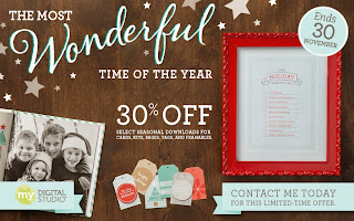 30% off Selevcted Festive MDS Downloads until 30 November 2013 - get them here