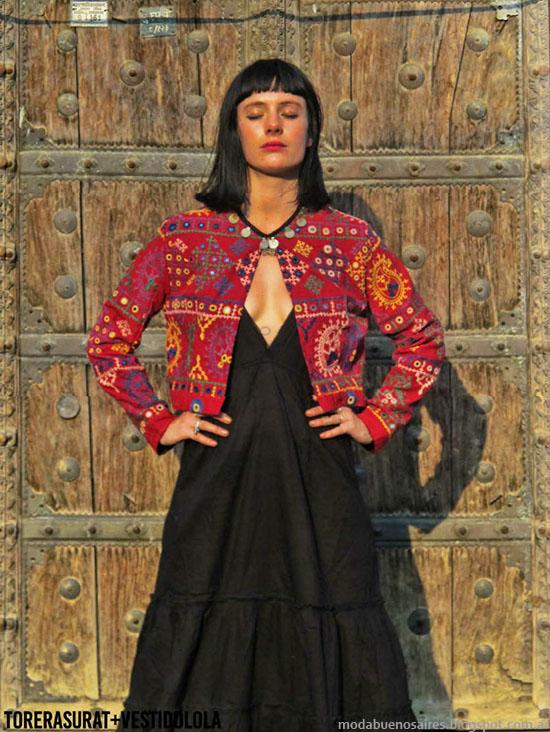 Vestidos primavera verano 2016 Joderr. Tendencias de moda verano 2016.