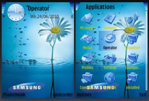 Theme Name : Samsung Galaxy