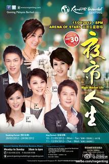 Xem Phim Đời Sống Chợ Đêm Phần 4 - Doi Song Cho Dem P4 THVL1