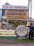 Che&#39;Ad Homestay, Pulai (Melaka)