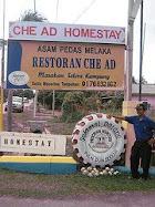 Che'Ad Homestay, Pulai (Melaka)