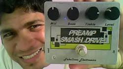 Preamp Smash Drive