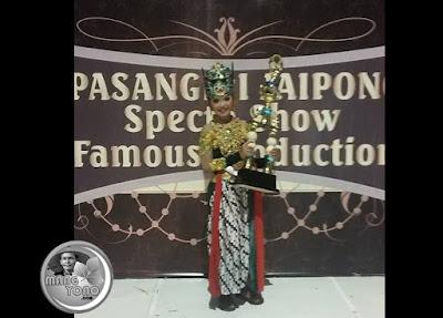 PURI EMILY RATU JAIPONG 2015 - 2016