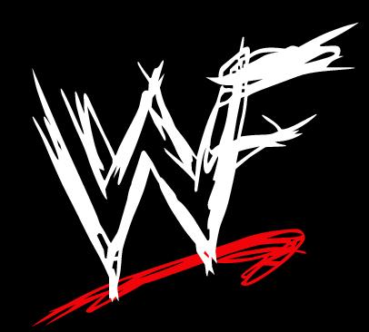 logotipo o poster representativo de la marca wwf desde al año 1998 hasta el año 2002 posteriormente seria llamado wwe