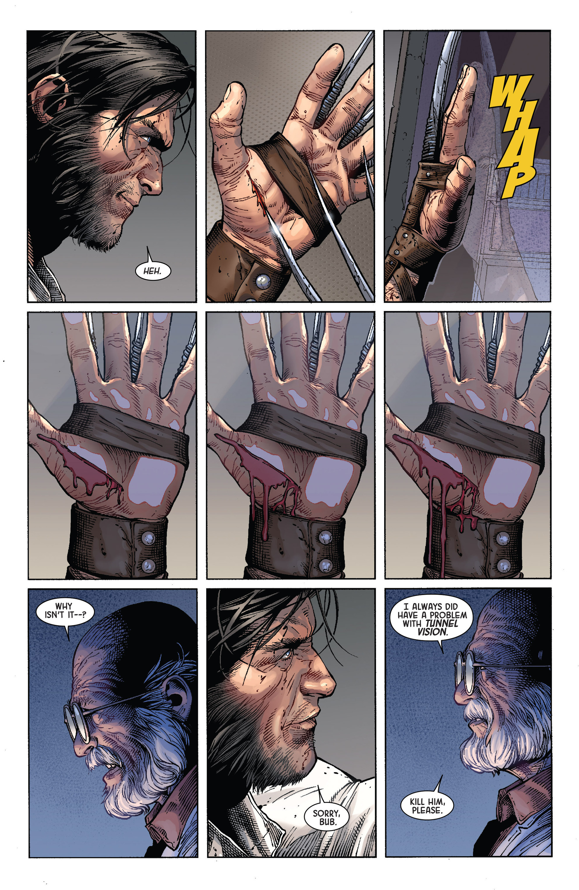 Death of Wolverine Issue #4 #4 - English 10