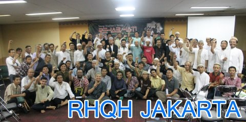 TRAINING QURANIC HEALING DI JAKARTA ANGKATAN VII (TUJUH)