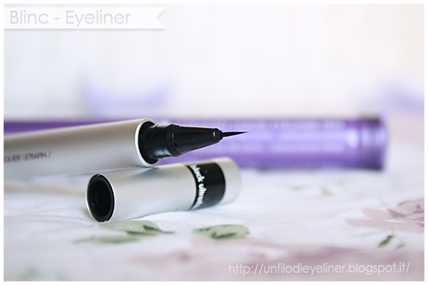 Review: Blinc - UltraThin Liquid Eyeliner Pen Black