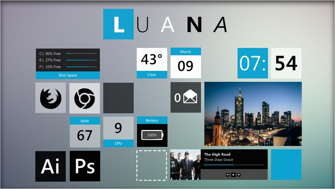 Luana 2.0 Suite