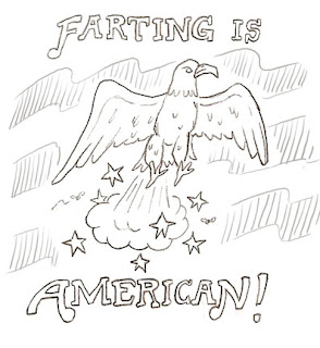 Farting is American!