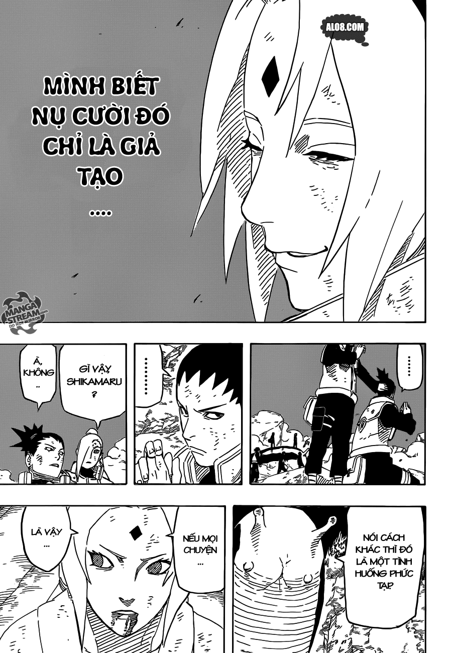 Naruto chap 635 Trang 15