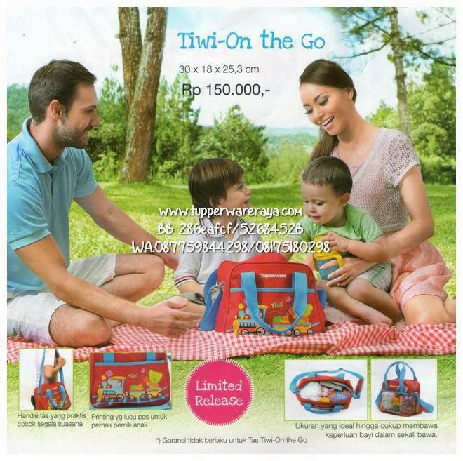 Promo Tupperware Maret Tiwi On The Go
