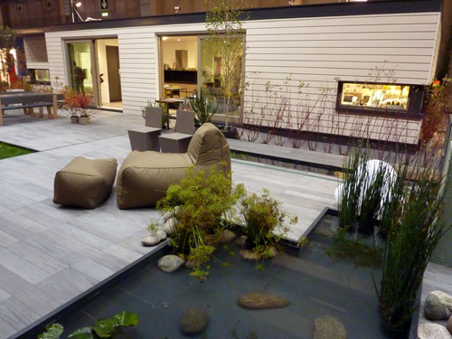 Podio home design - Fuente terraza ...