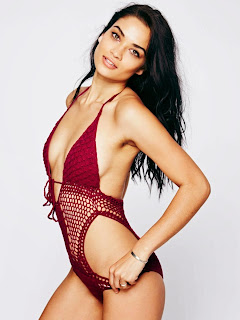 Shanina Shaik   Free People Swimwear 2014 4.jpg