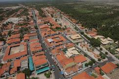 Vista aérea Centro Itarema
