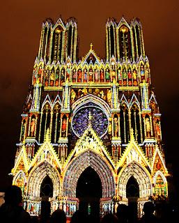 illuminazioni Reims