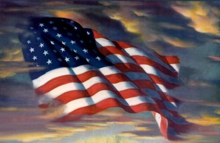 patriotic flag images