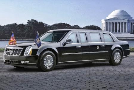 The Beast, Limousine Kepresidenan Amerika Serikat. Majalah Otomotif Online