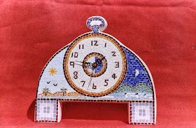 Es tiempo para mostrar su arte, Relojes de diceños )