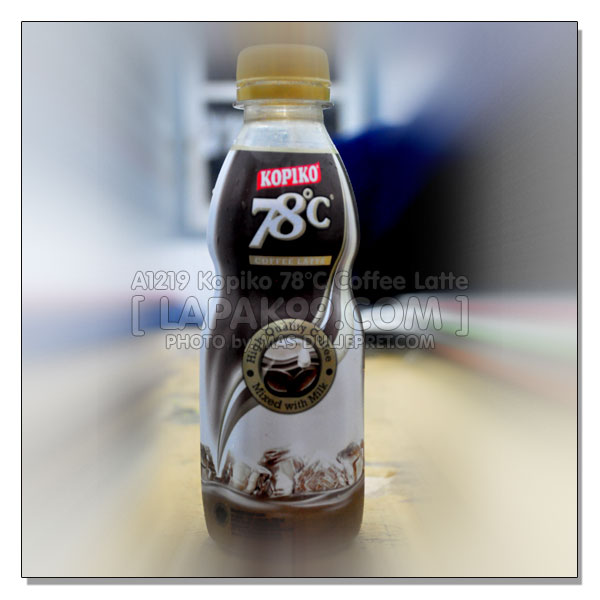 Minuman Ringan 78°C Coffee Latte Mayora