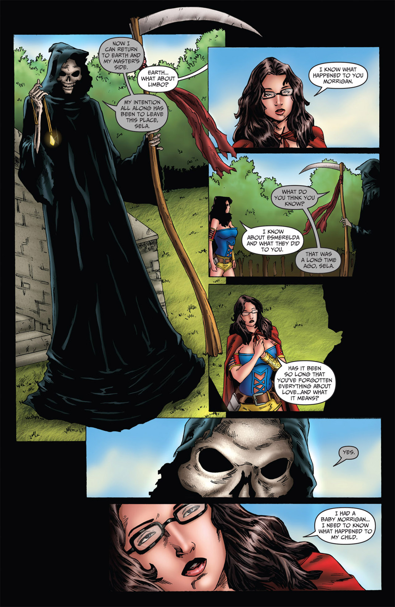 Grimm Fairy Tales (2005) Issue #56 #59 - English 20