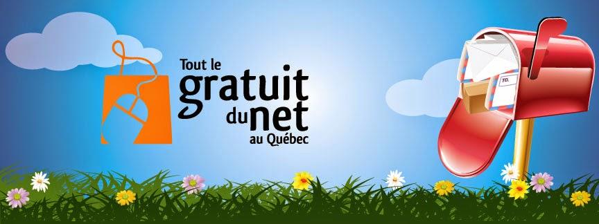 Tout le gratuit du net au Québec
