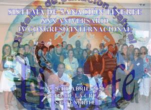 IV Congreso Internacional del Sistema Natural de Sanación Tinerfe