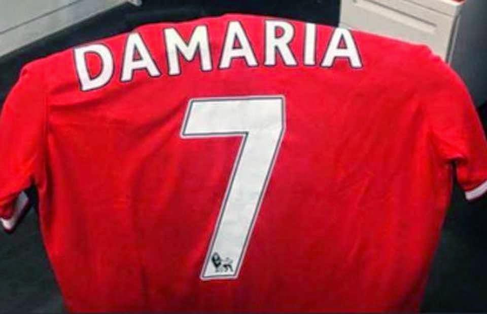 """Tras """"Flacao"""", el Manchester United ficha a """"DaMaría"""""""
