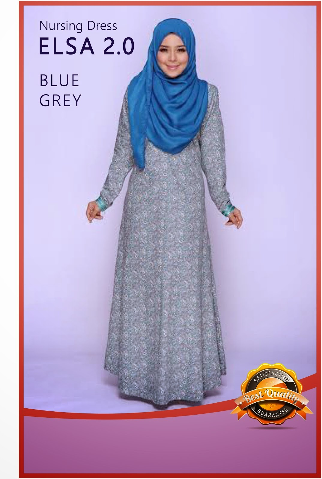 Nursing Dress / Jubah