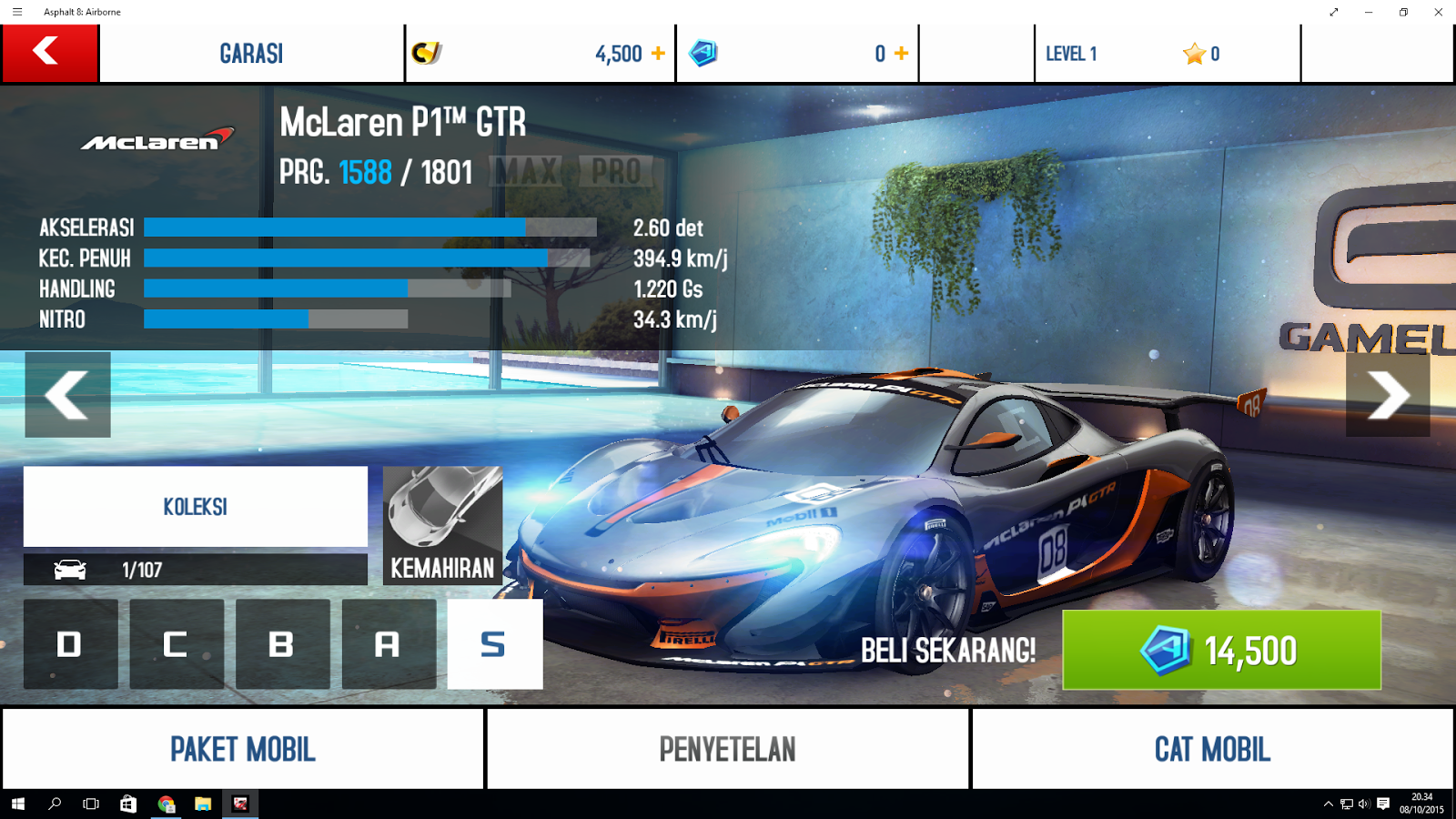 cara hack pro car asphalt 8 airbone pc dengan cheat engine. Black Bedroom Furniture Sets. Home Design Ideas
