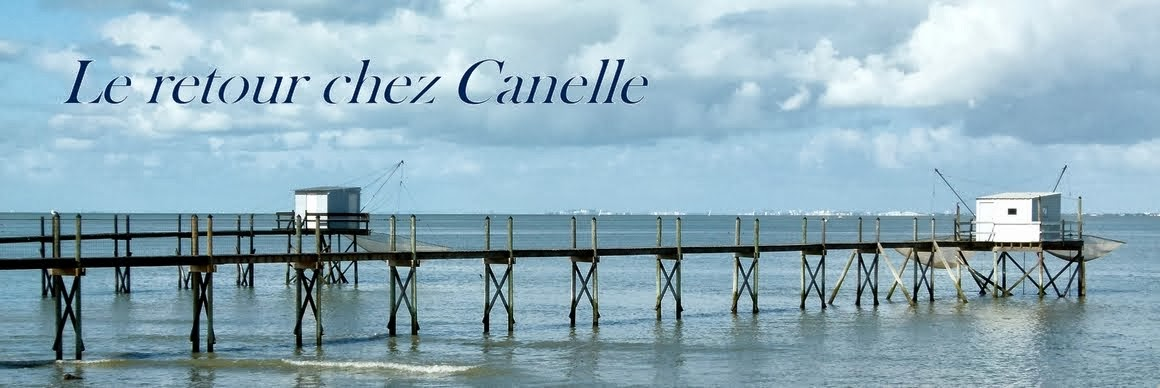 Le retour chez Canelle