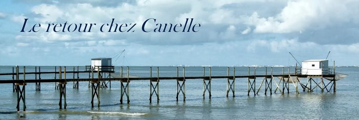 Le retour chez Canelle