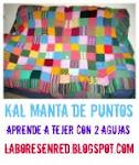 KAL MANTA DE PUNTOS