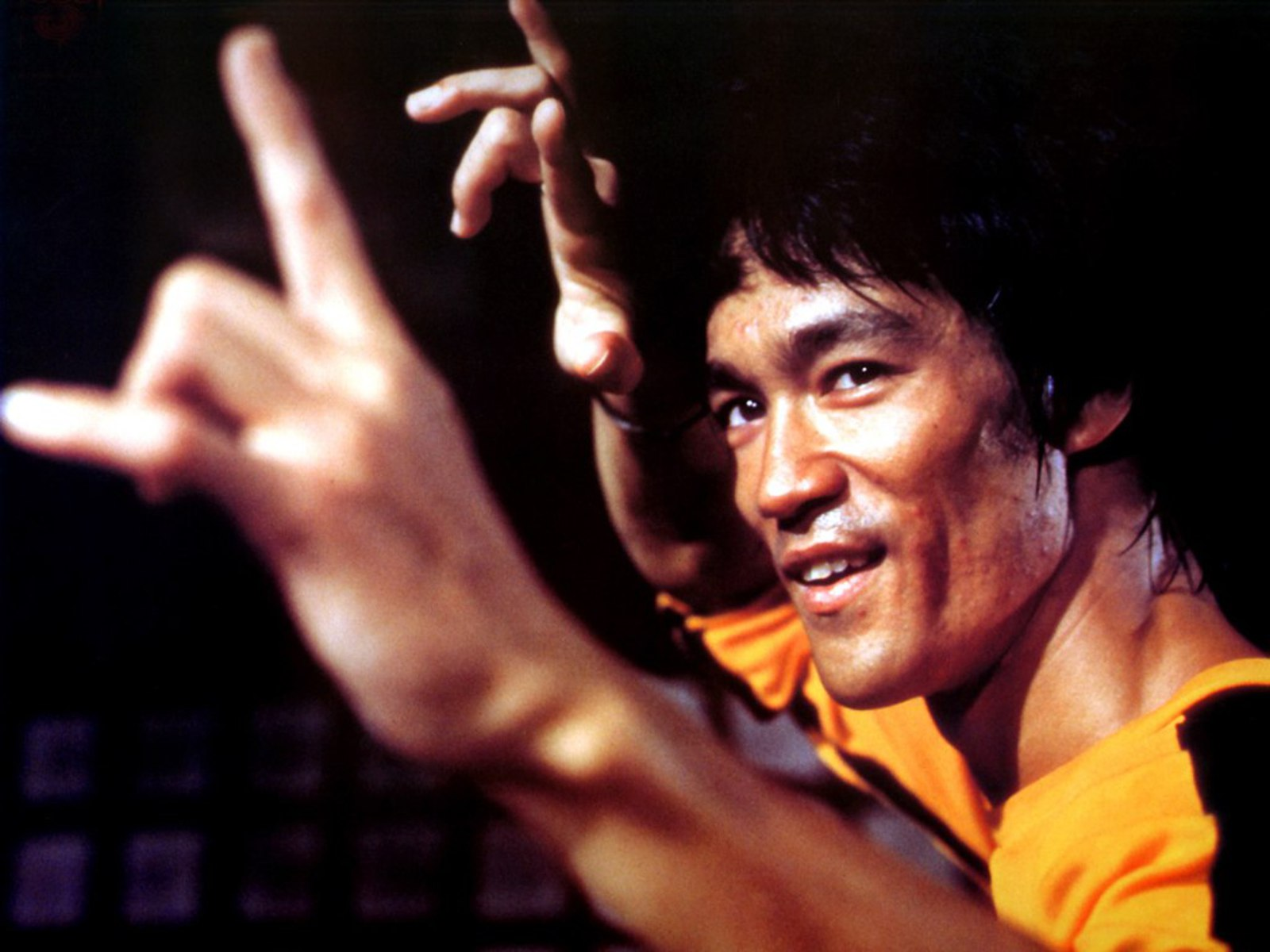 bruce lee and his martial arts The grace, balance and entertaining nature of bruce's dancing skills, coupled with his martial arts power and fluidity, made for a mesmerizing combination in his future films bruce lee and his son, brandon lee.