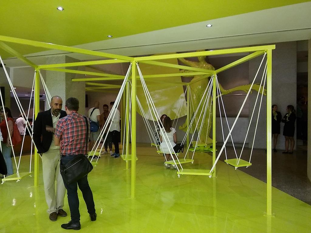 Cultura de sevilla la sala turina estrena imagen y etapa for Sala 0 teatro sevilla