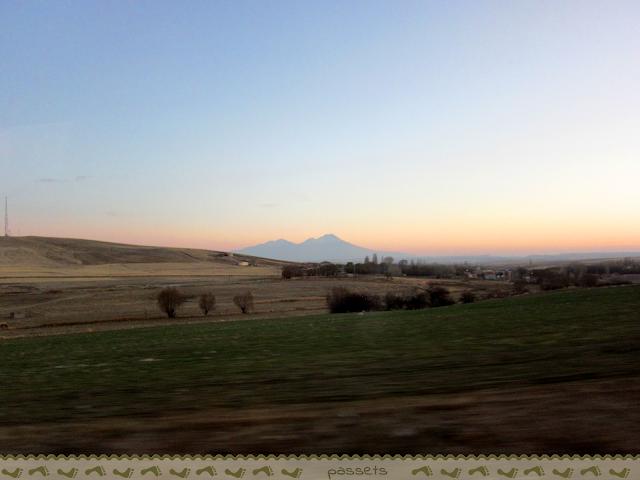 Ruta Ankara - Capadocia