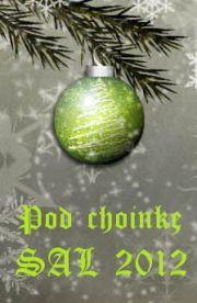 Pod choinkę SAL 2012 Zaproszenie