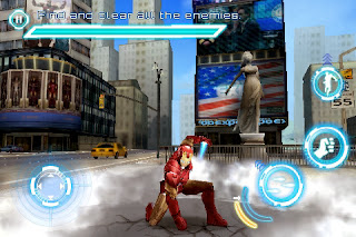 Game Iron Man PC