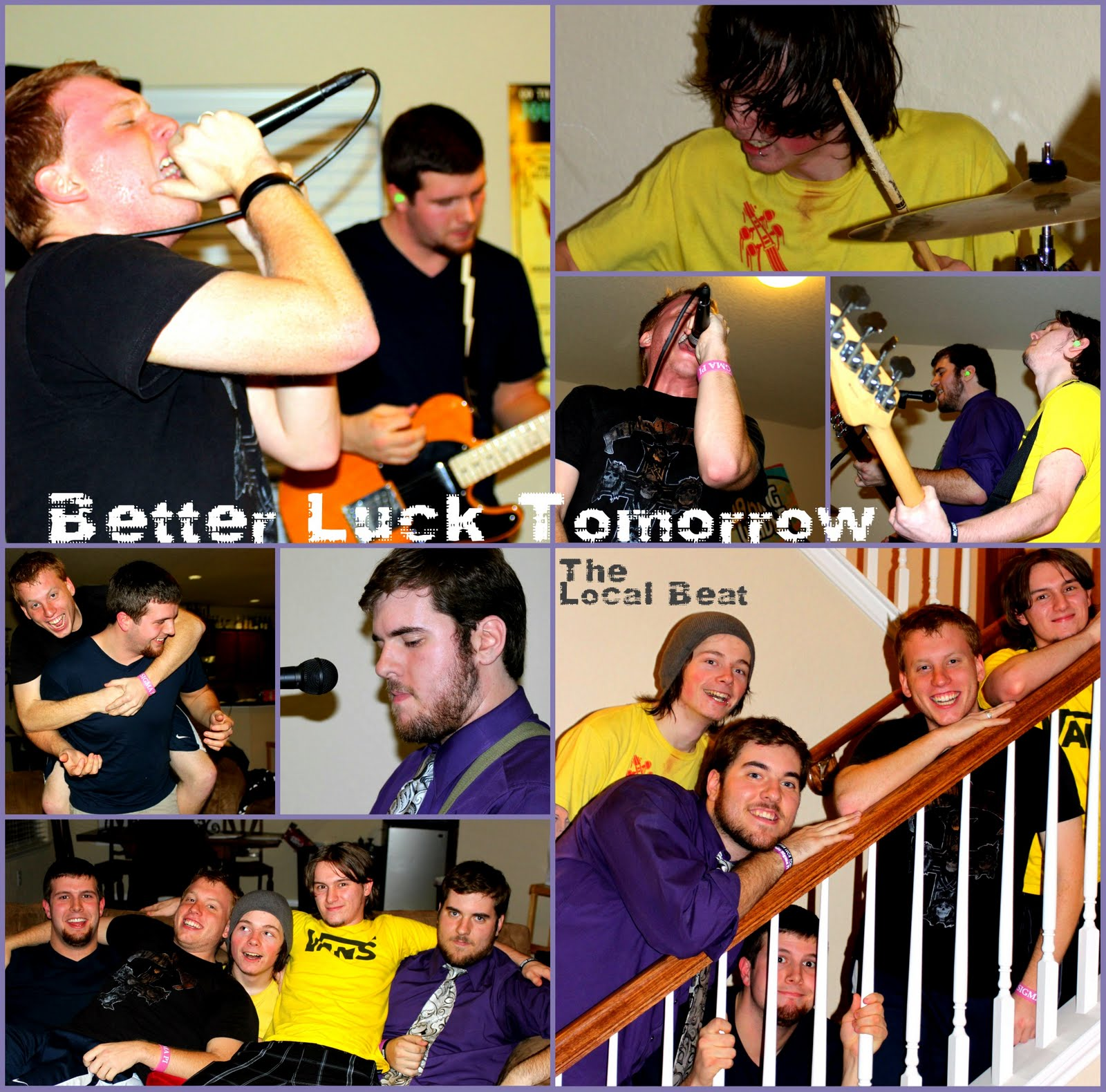 better luck tomorrow View notes - better luck tomorrow from fms 270 at arizona state university better luck tomorrow shows a group of asian-american high school students that turn to criminal activity to relieve the.
